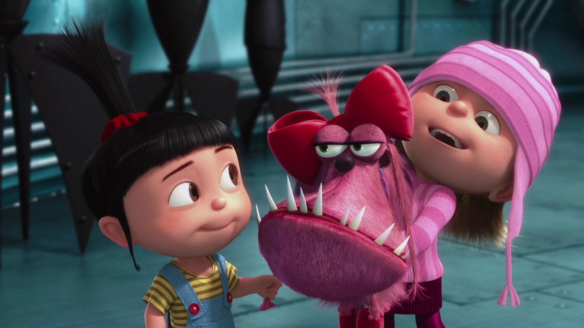 Agnes (Despicable Me) wallpapers HD for desktop backgrounds