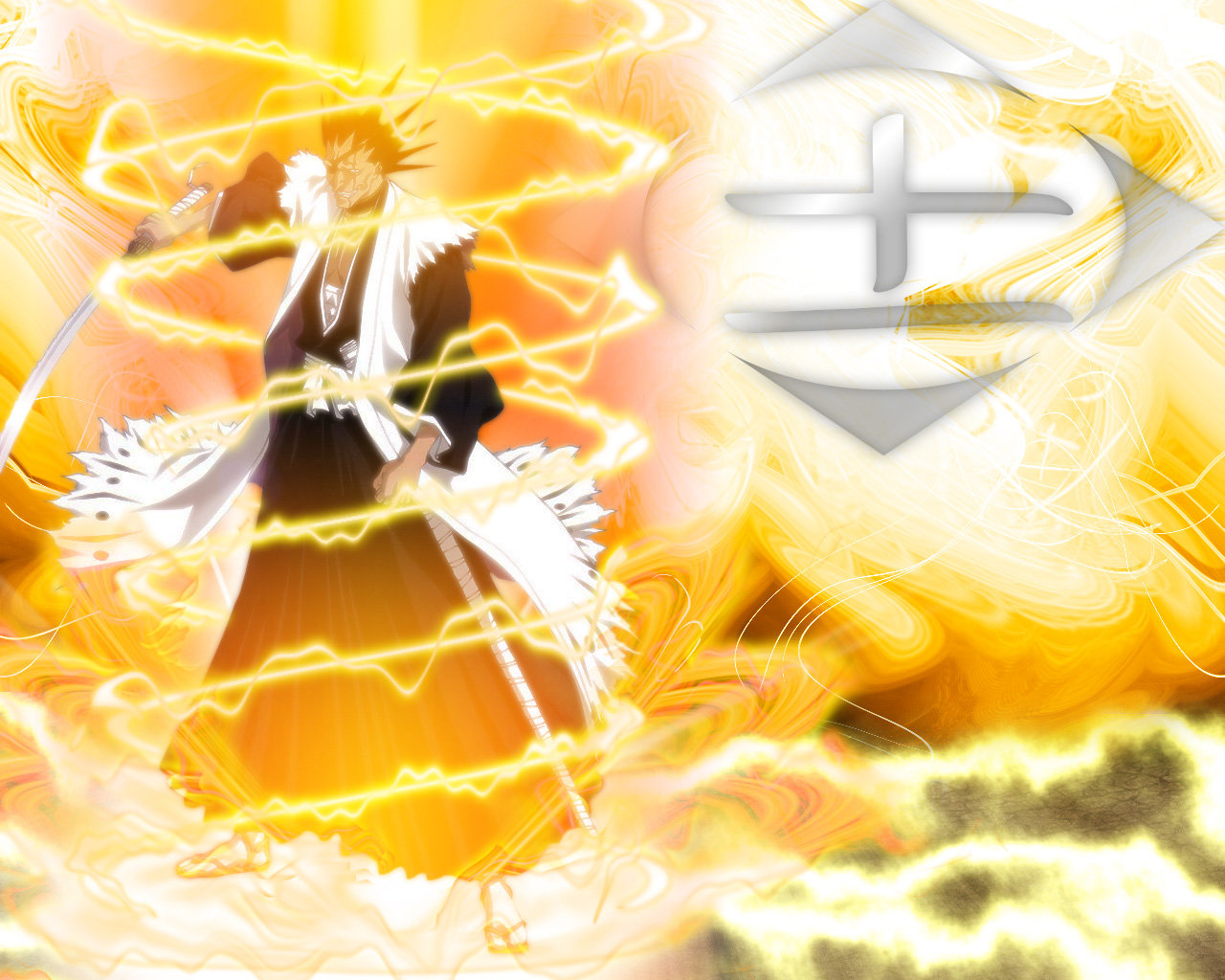 Free download Kenpachi Zaraki background ID:419314 hd 1280x1024 for desktop