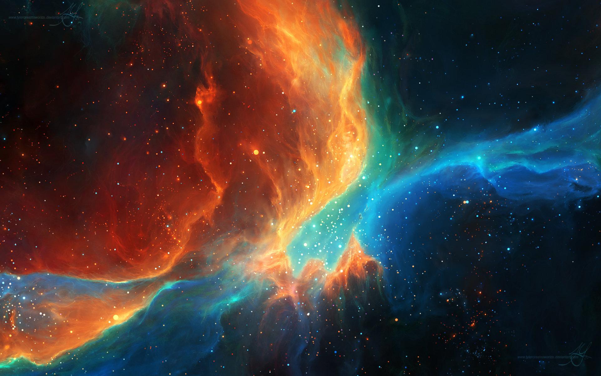 Best Nebula Wallpaper Id 91367 For High Resolution Hd 1920x1200 Pc