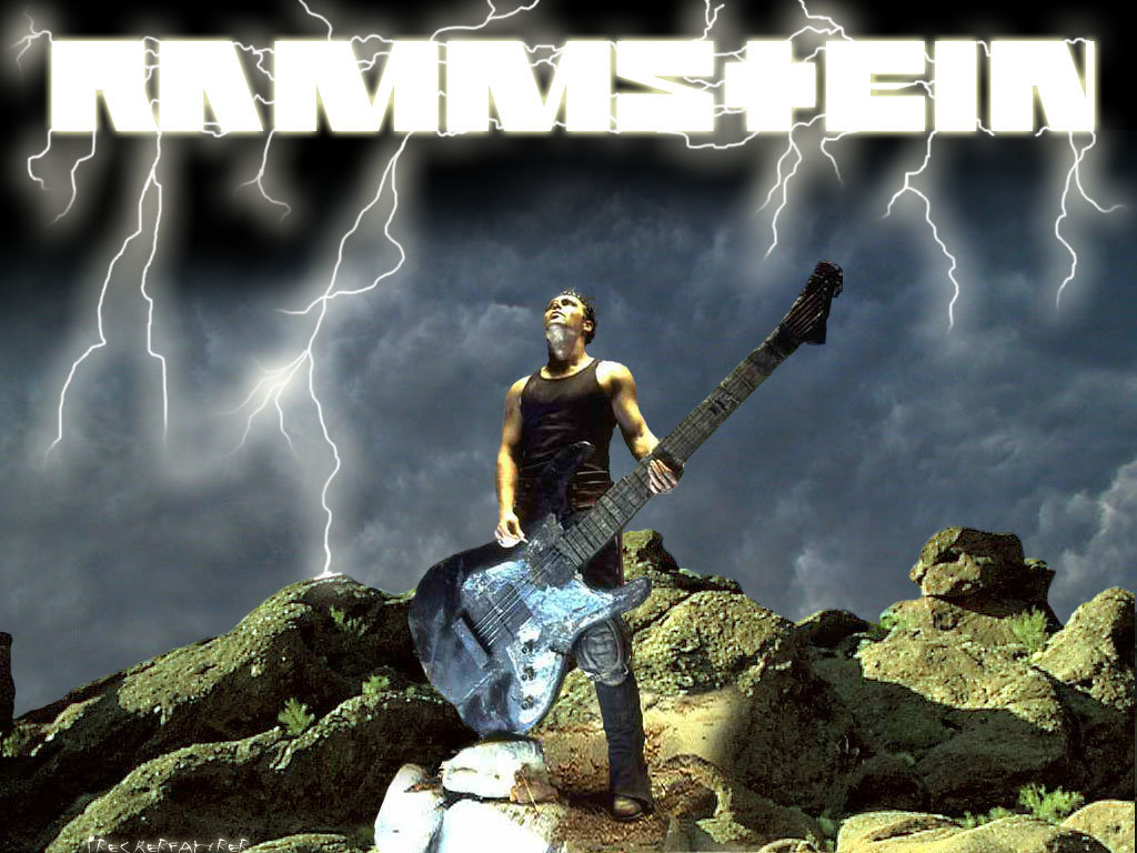 Best Rammstein background ID:26372 for High Resolution hd 1024x768 computer