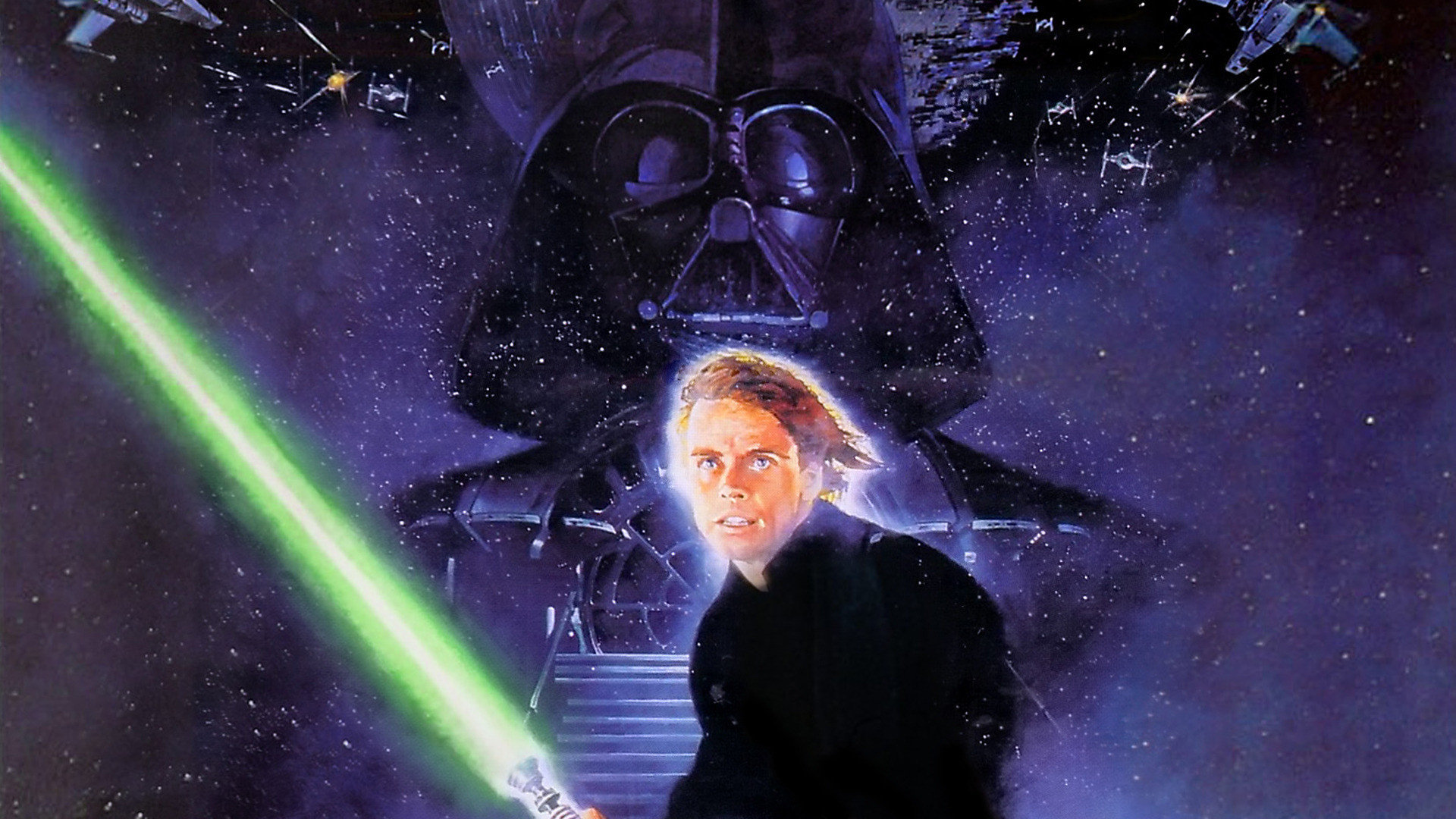 Best Star Wars Episode 6 (VI): Return Of The Jedi background ID:214806 for High Resolution 1080p computer