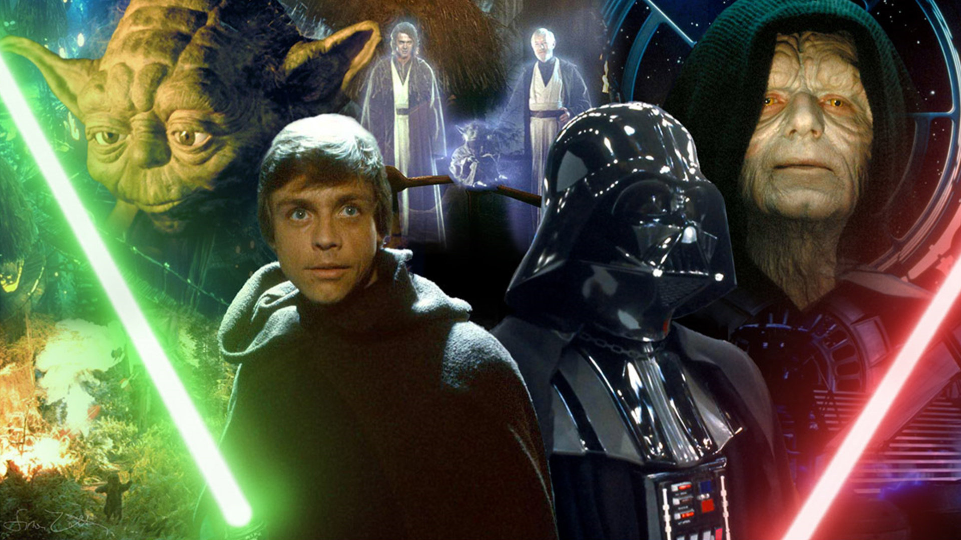 Best Star Wars Episode 6 (VI): Return Of The Jedi background ID:214789 for High Resolution full hd 1080p desktop