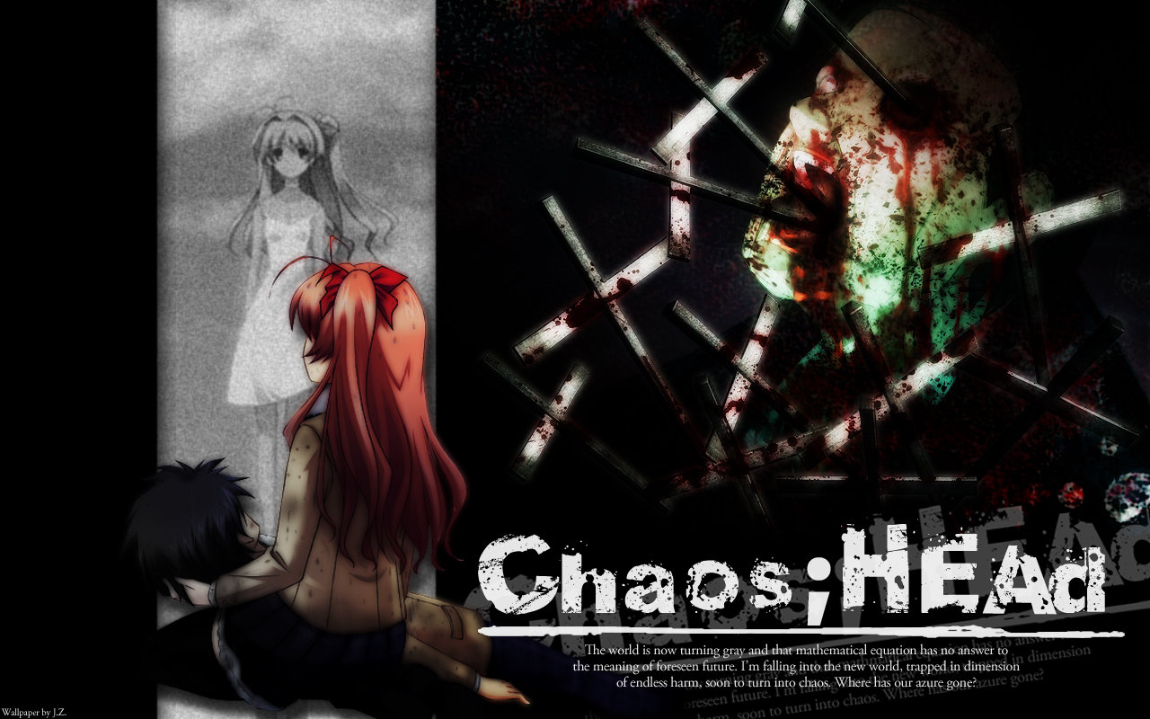 High resolution Chaos Head hd 1280x800 wallpaper ID:353089 for desktop