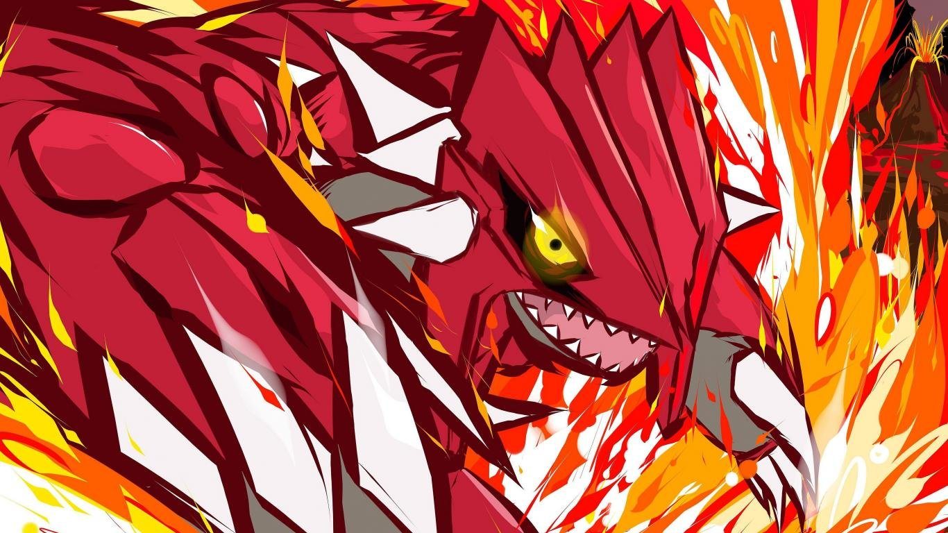 Free Groudon (Pokemon) high quality background ID:280271 for laptop computer
