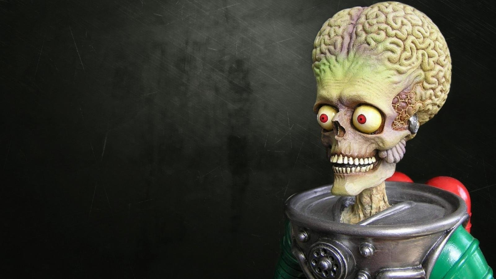 Best Mars Attacks background ID:245963 for High Resolution hd 1600x900 PC