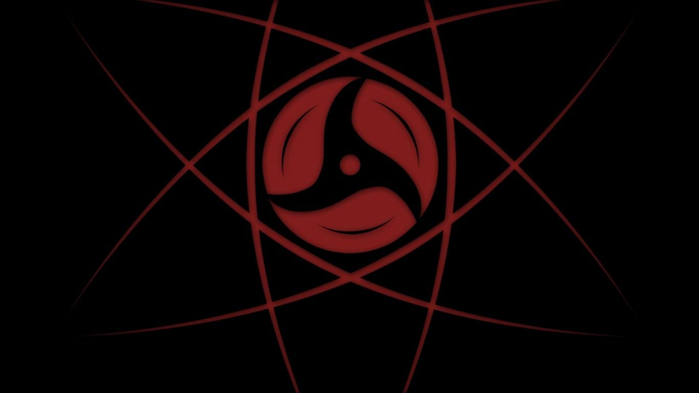 Free download Sharingan (Naruto) background ID:396614 laptop for PC