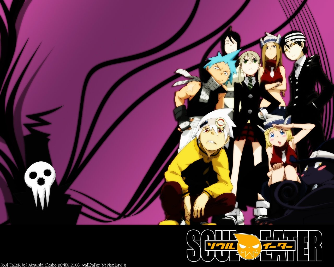 High resolution Soul Eater hd 1280x1024 wallpaper ID:469893 for computer