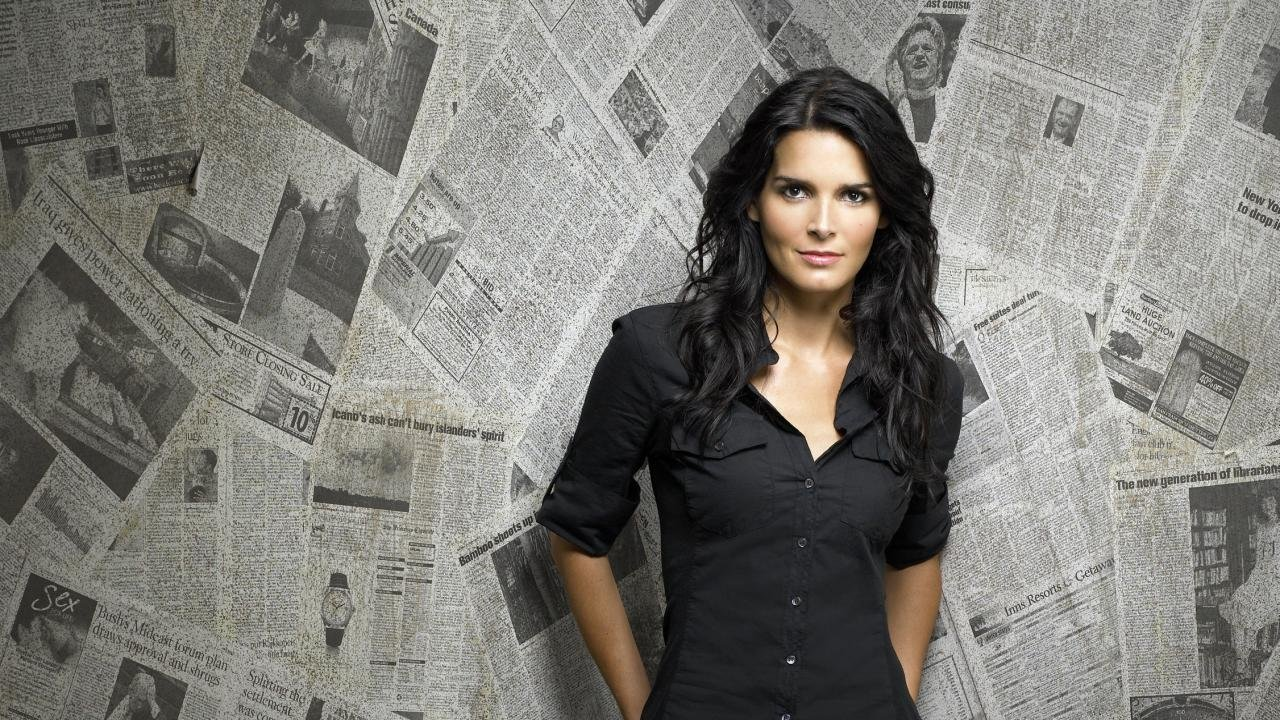 angie harmon wallpapers hd for desktop backgrounds