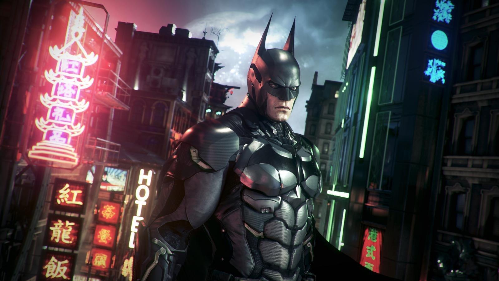 Batman Arkham Knight Wallpapers 1600x900 Desktop Backgrounds