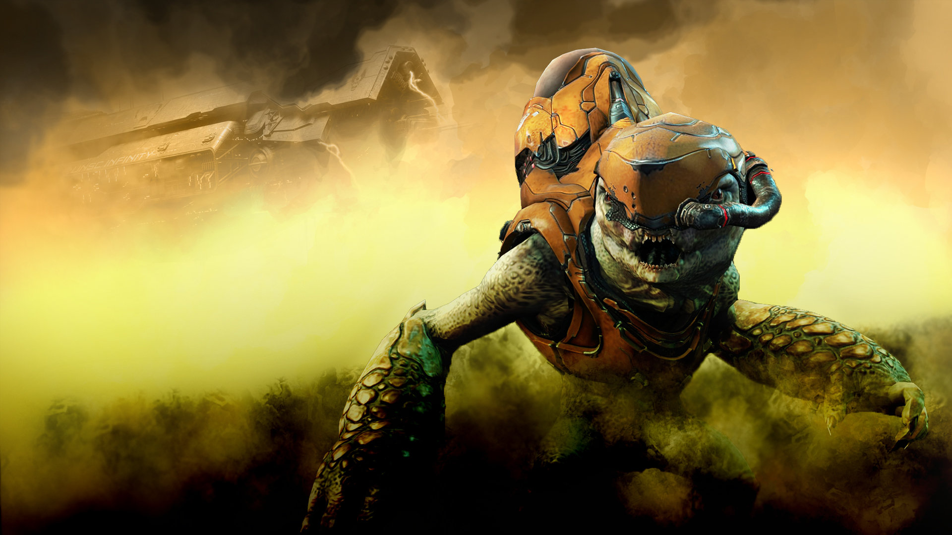 Free Halo 4 high quality background ID:278306 for full hd 1920x1080 desktop