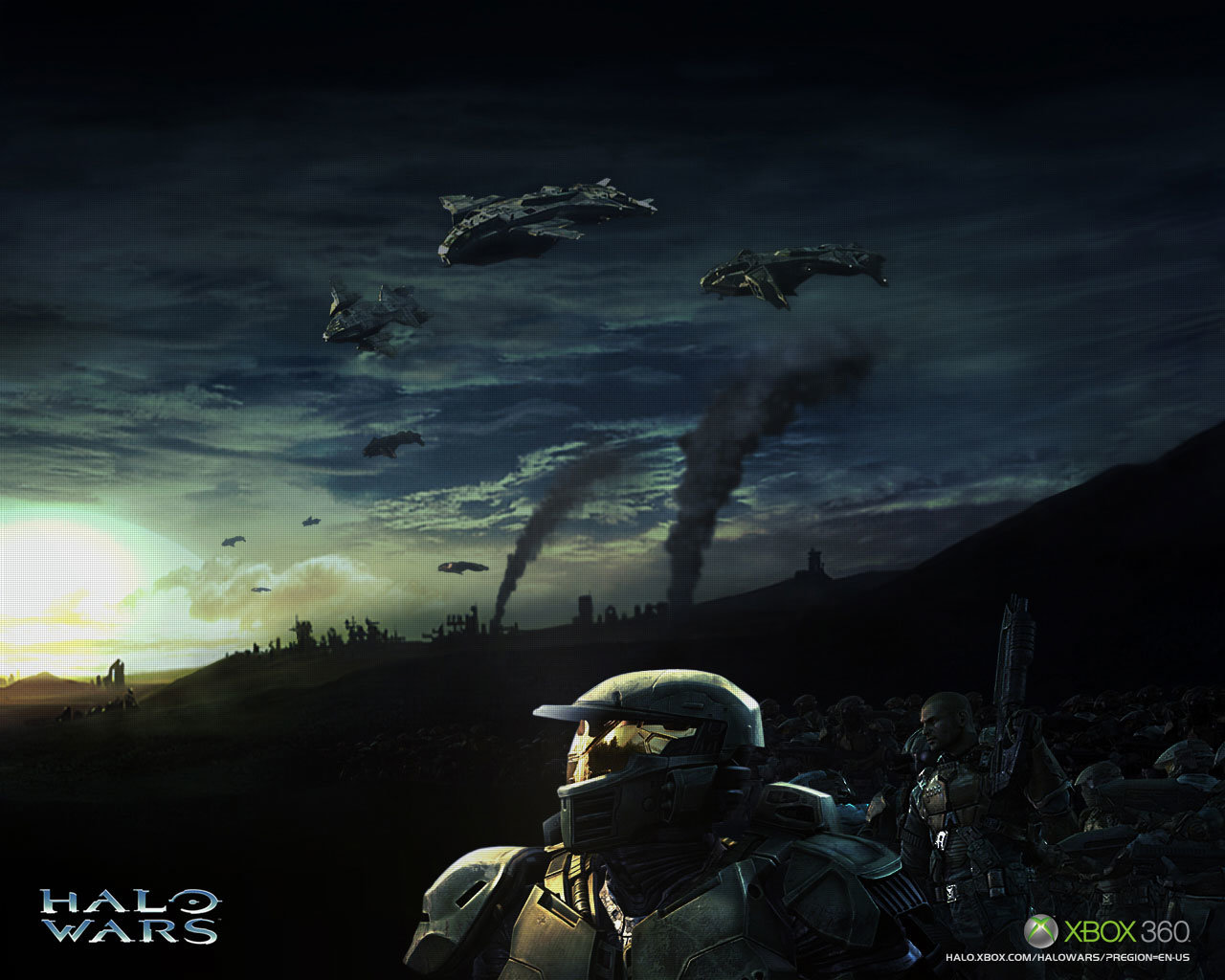 halo wars wallpapers hd for desktop backgrounds