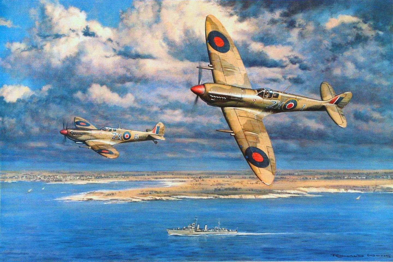 Best Supermarine Spitfire wallpaper ID:390927 for High Resolution hd 1440x960 PC