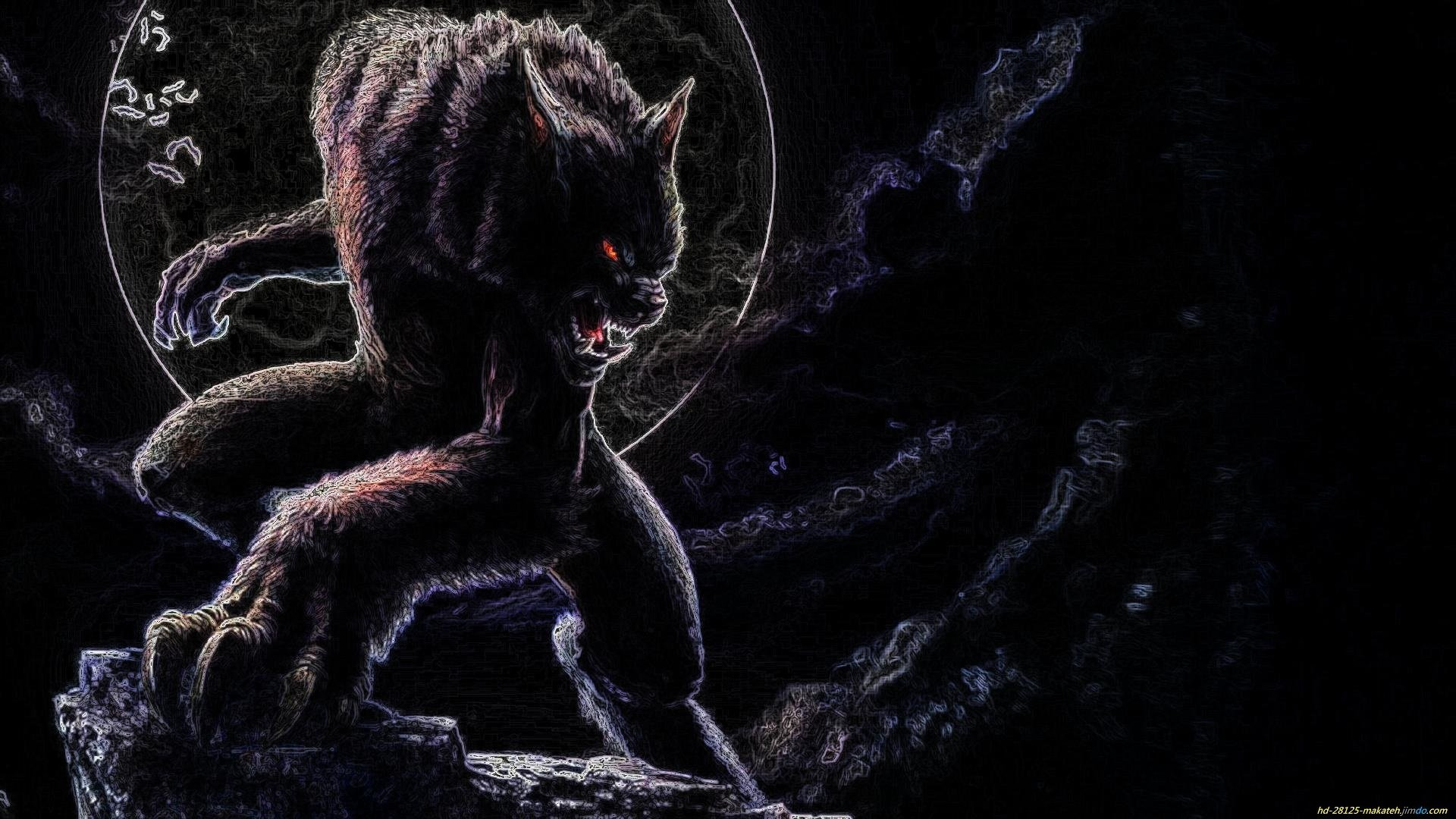 Free download Werewolf wallpaper ID:163774 full hd 1080p for computer