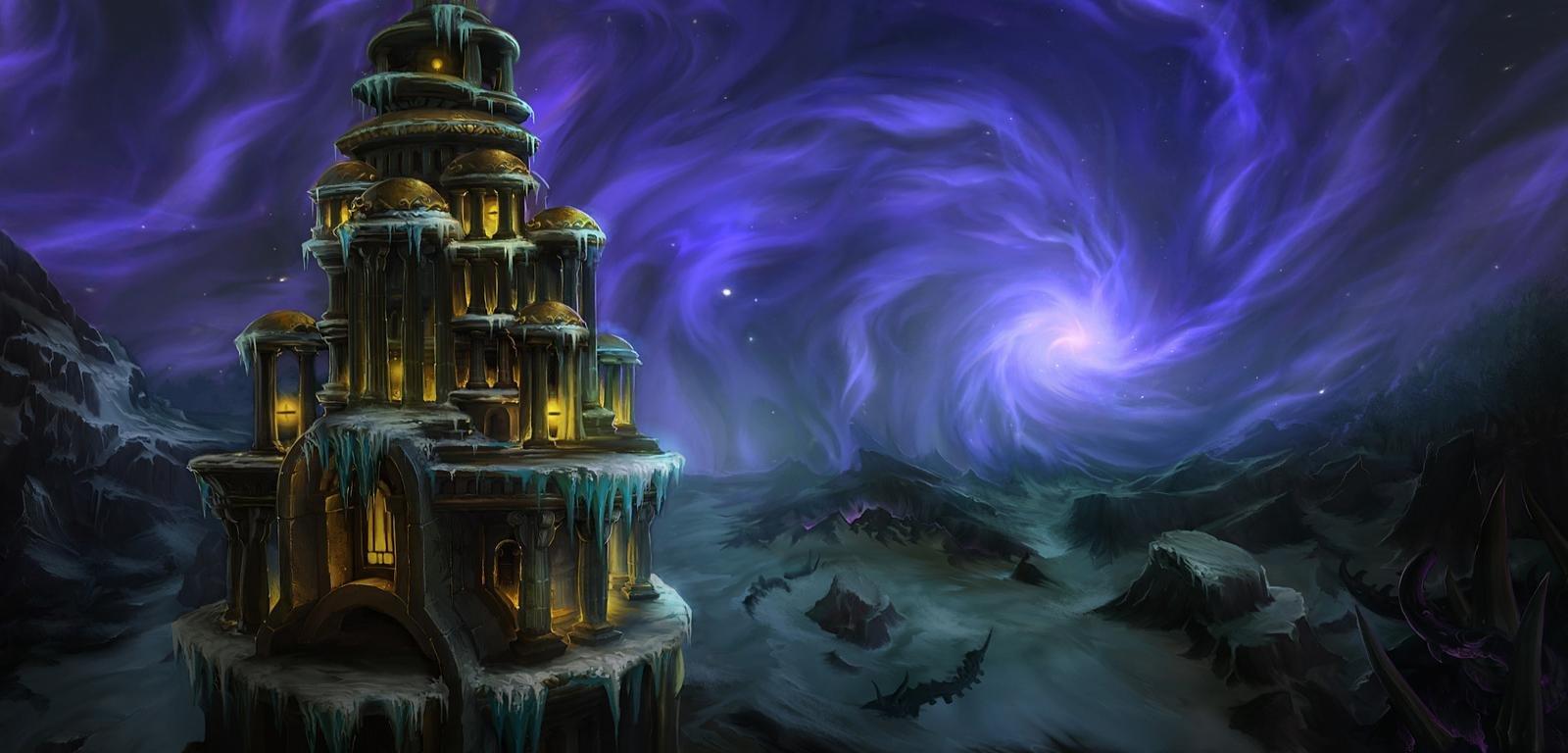 Download Hd 1600x768 World Of Warcraft Cataclysm Desktop