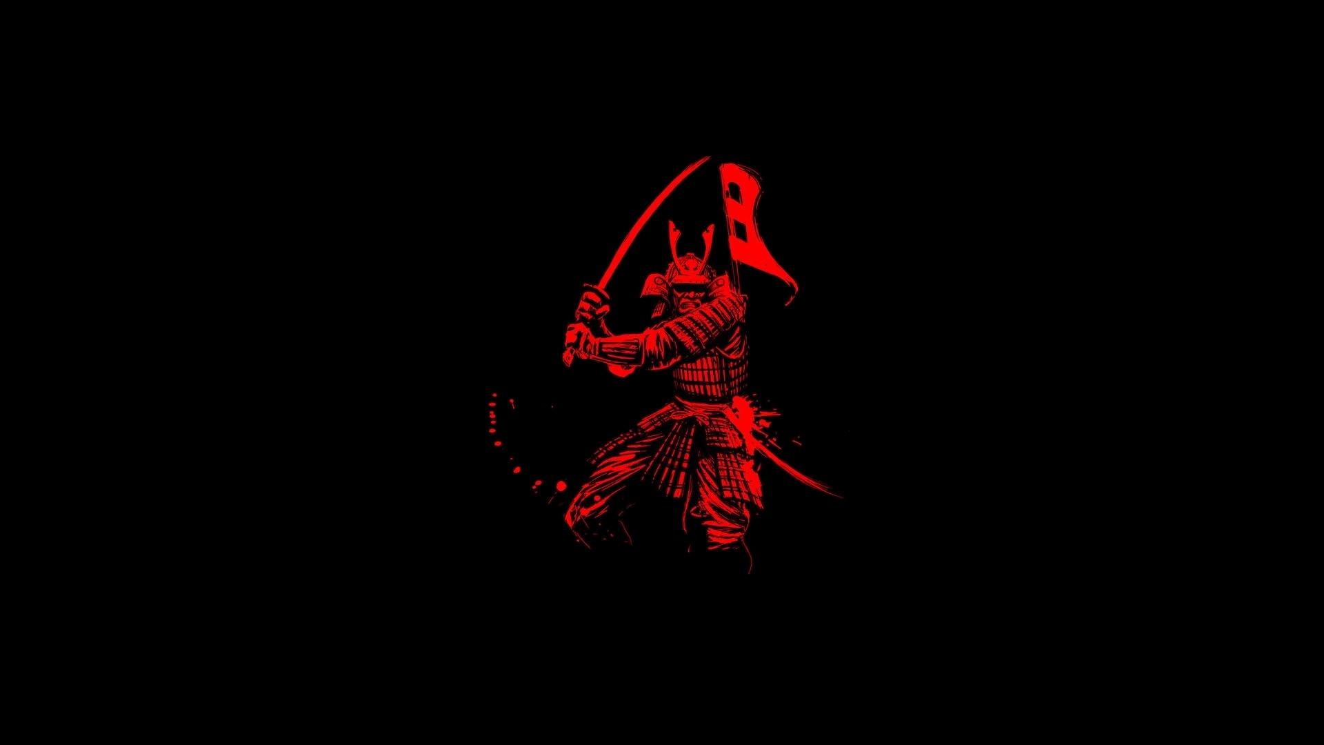 High Resolution Samurai Hd 1080p Wallpaper Id 45497 For Desktop
