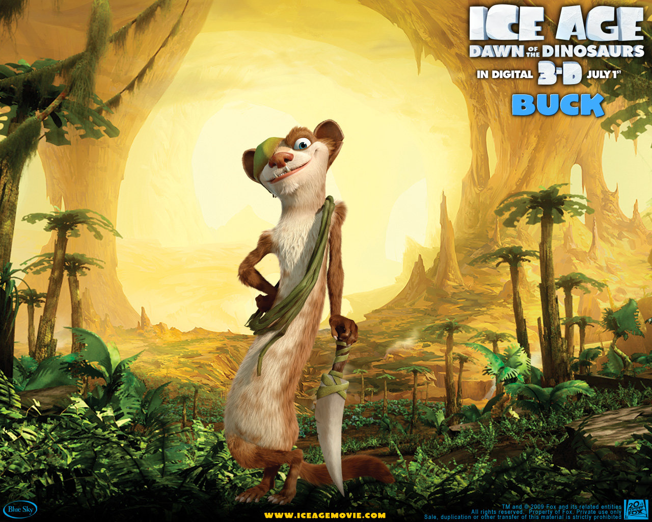 ice age dawn of the dinosaurs pc