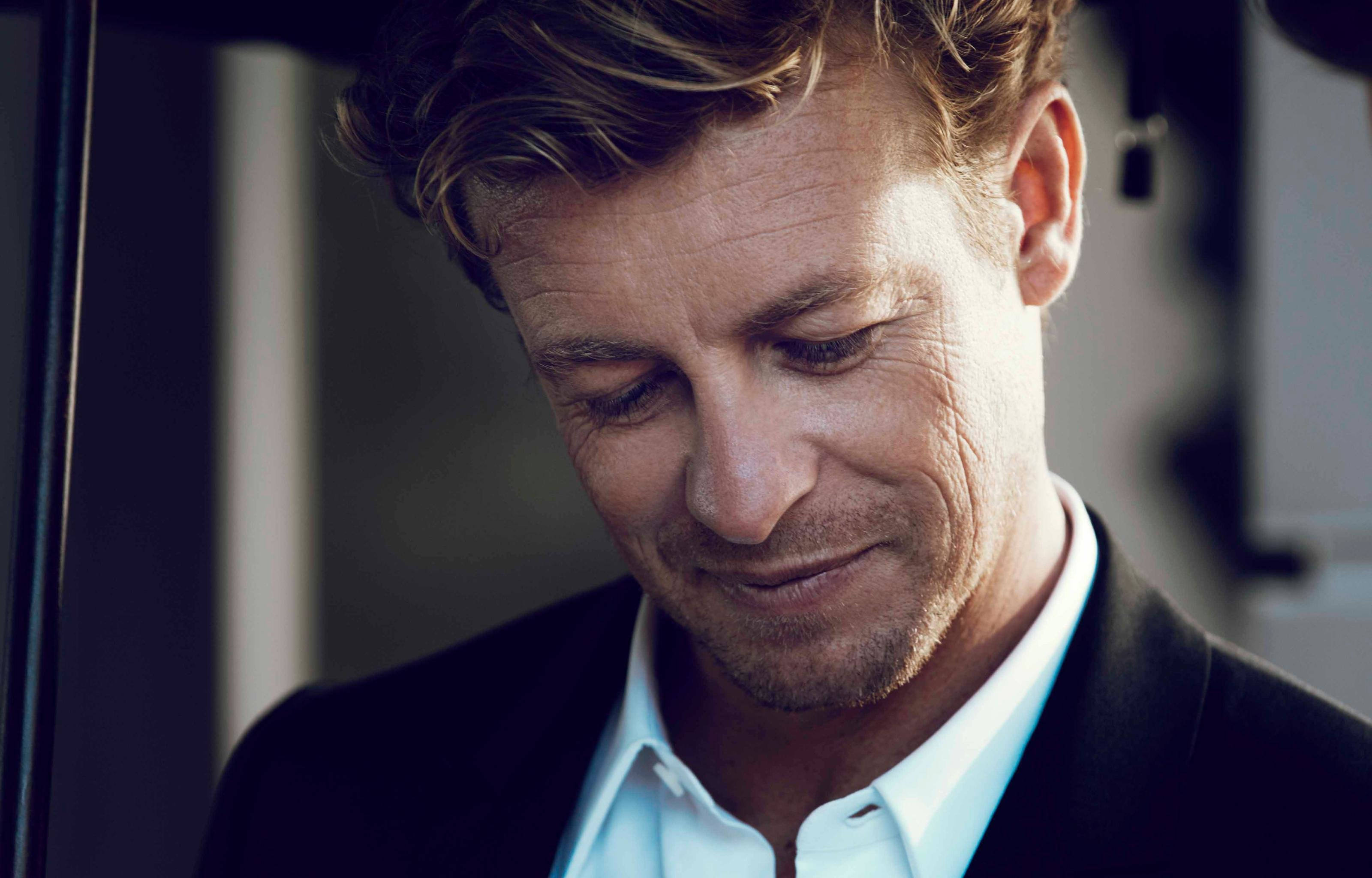Free download Simon Baker background ID:131842 hd 3200x2048 for desktop