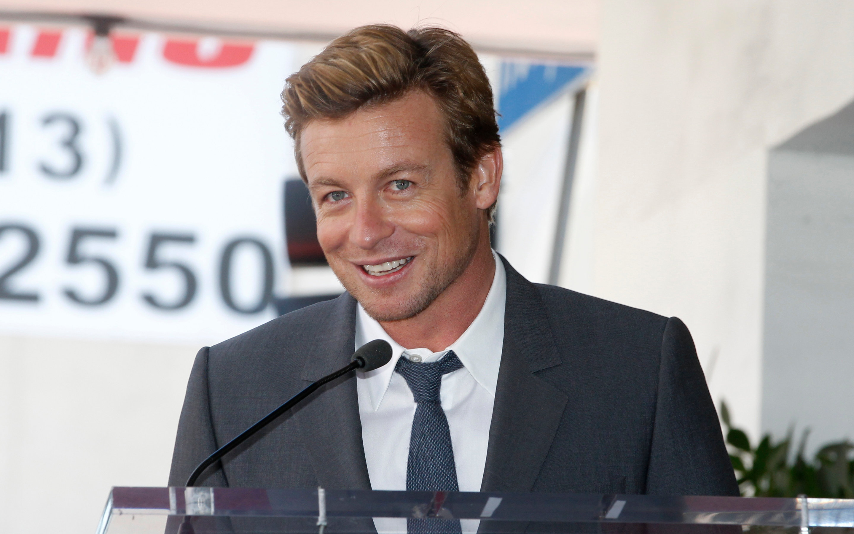 Free Simon Baker high quality wallpaper ID:131841 for hd 2880x1800 PC