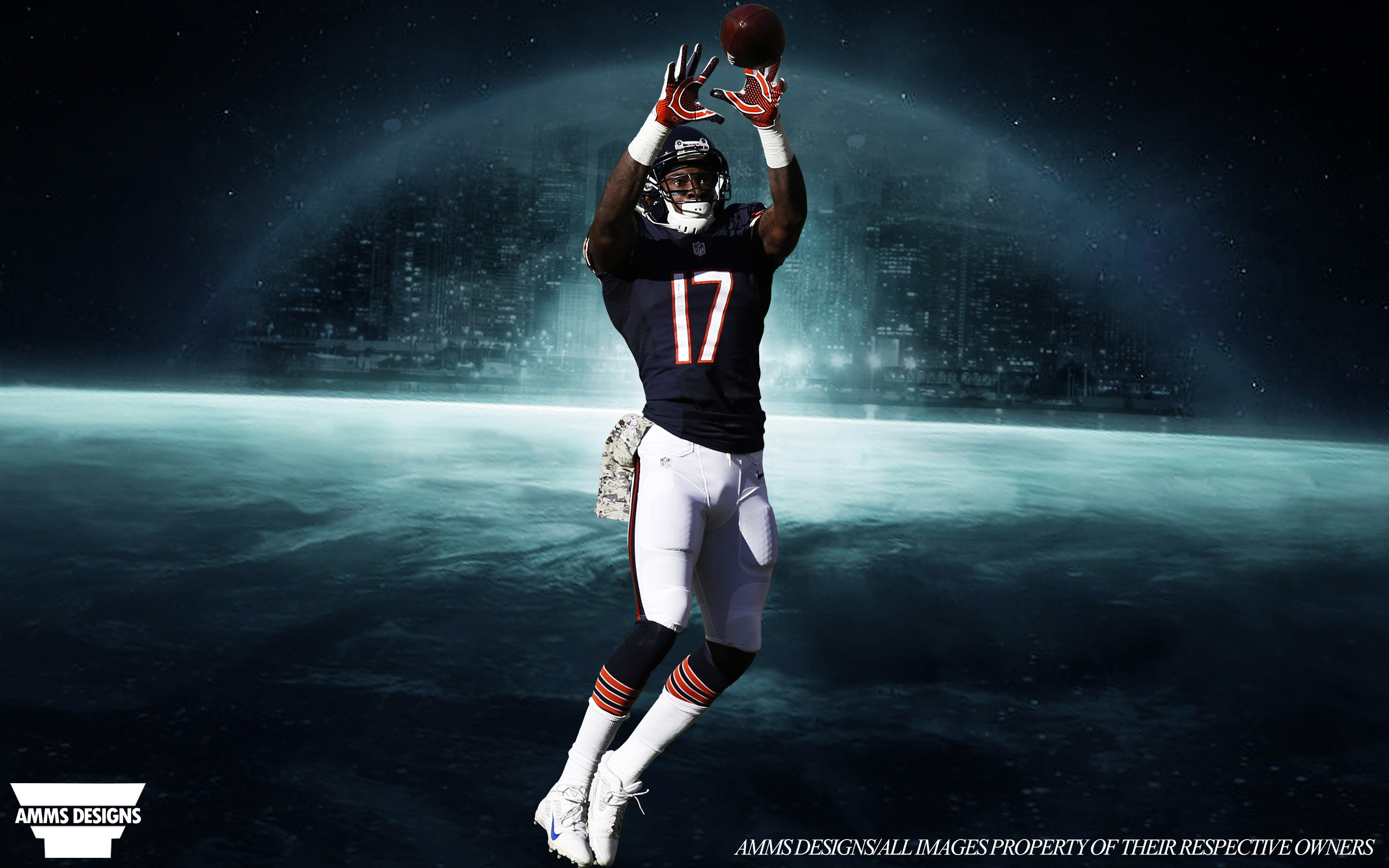 Best Chicago Bears background ID:254197 for High Resolution hd 2880x1800 computer