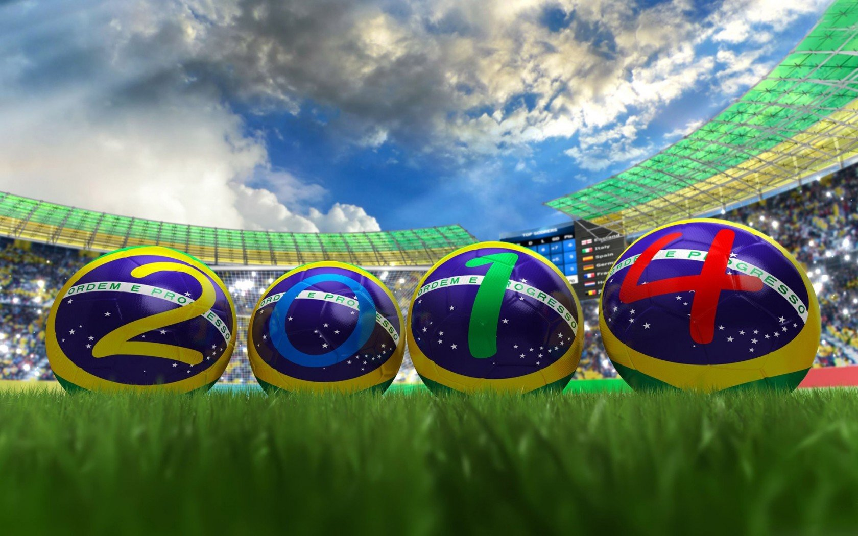 Free Fifa World Cup Brazil 2014 high quality wallpaper ID:92669 for hd 1680x1050 PC