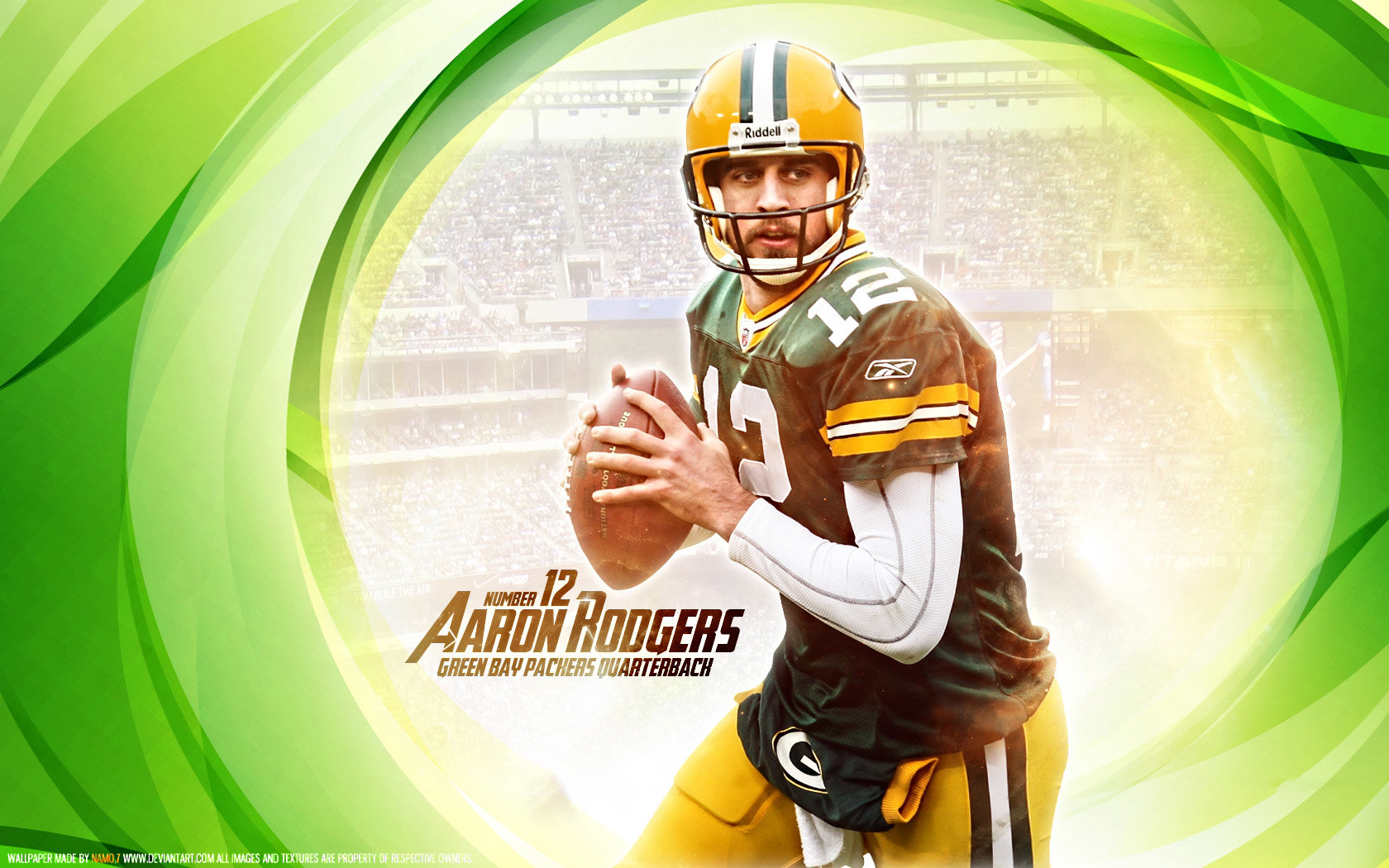 Free Green Bay Packers high quality background ID:467143 for hd 1680x1050 desktop