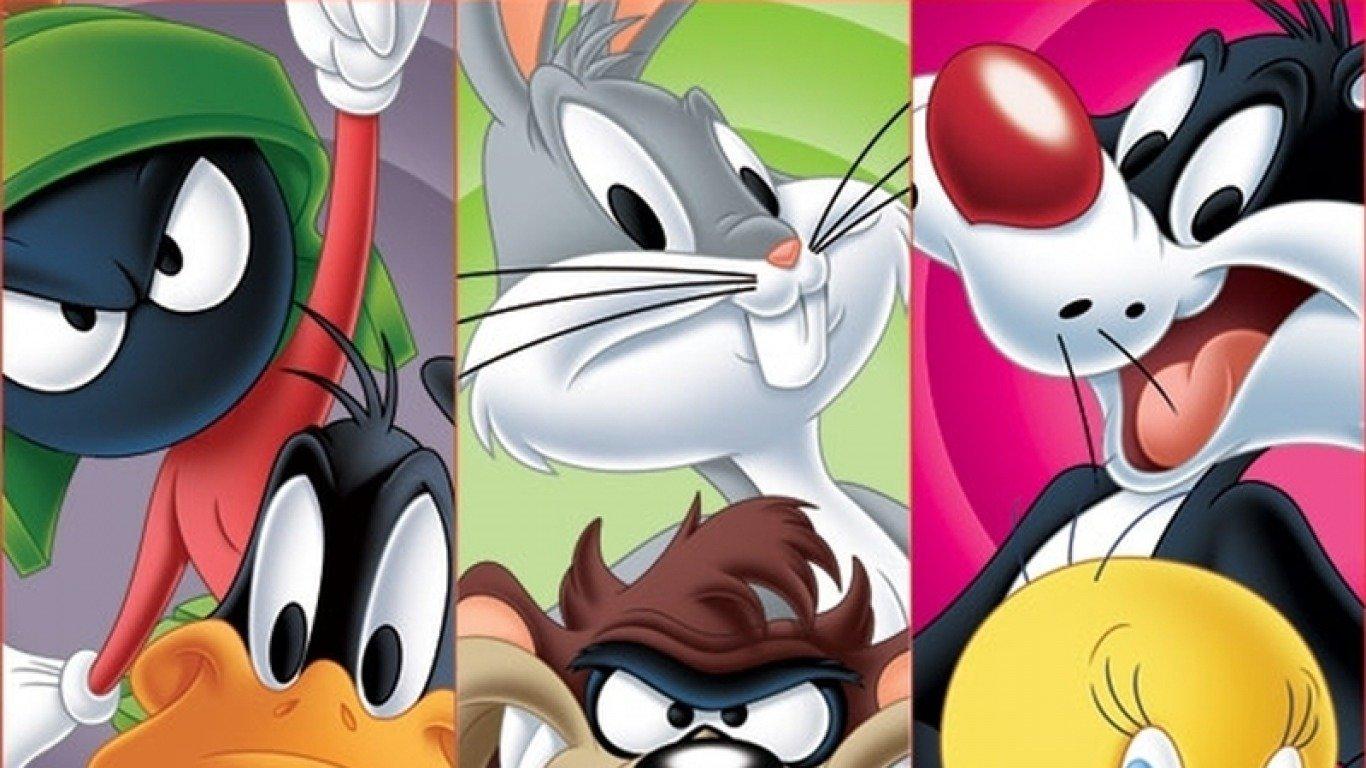 Looney Tunes Wallpapers 1366x768 Laptop Desktop Backgrounds