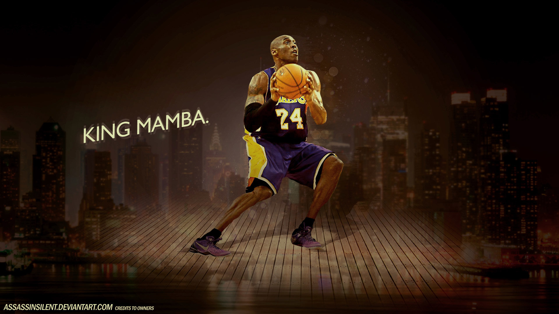 High resolution Los Angeles Lakers 1080p background ID:387377 for desktop