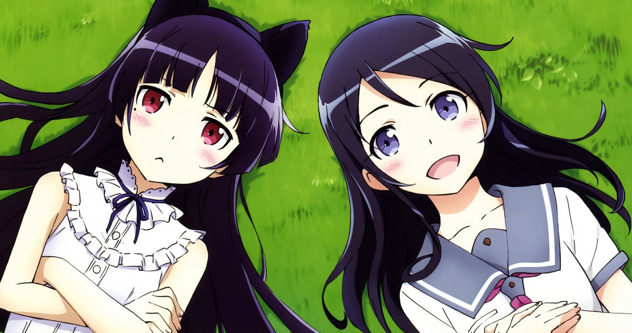 Download hd 2048x1080 Oreimo PC background ID:9057 for free