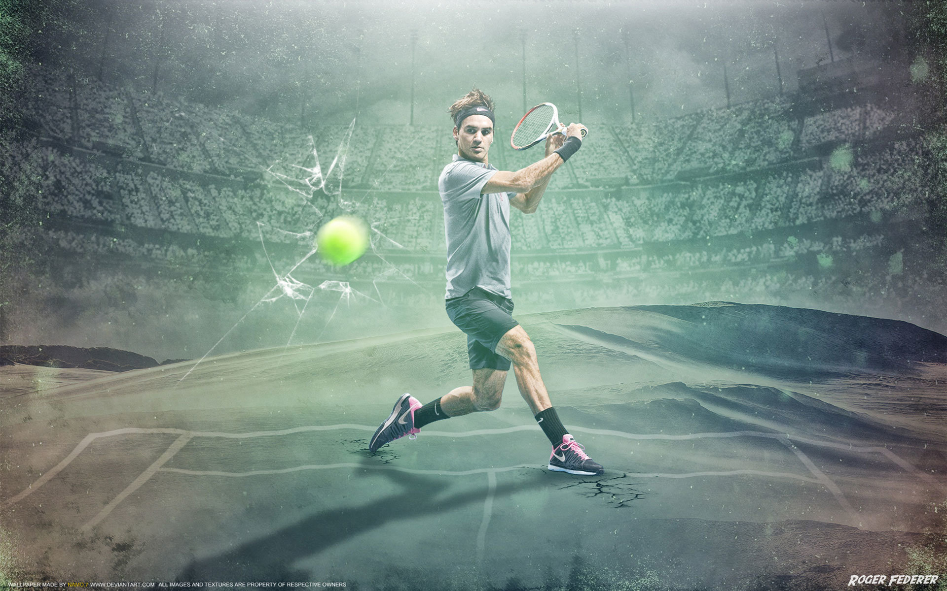 Awesome Roger Federer free background ID:97115 for hd 1920x1200 PC