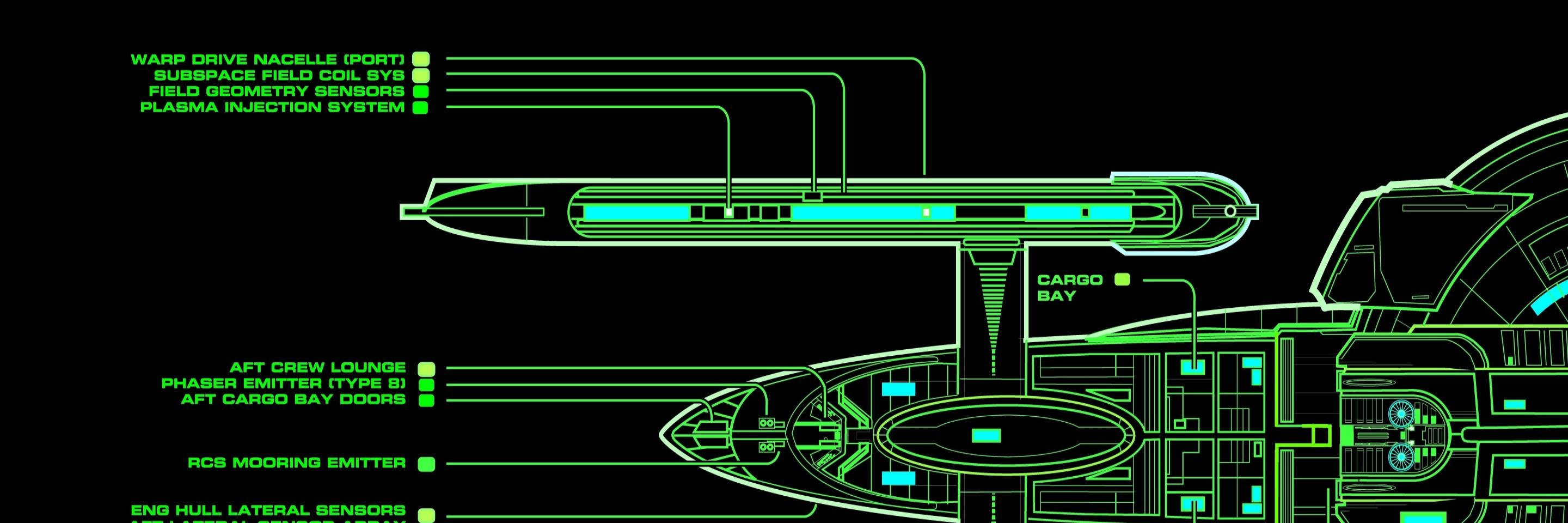 Dual Monitor Star Trek Wallpapers Hd Backgrounds