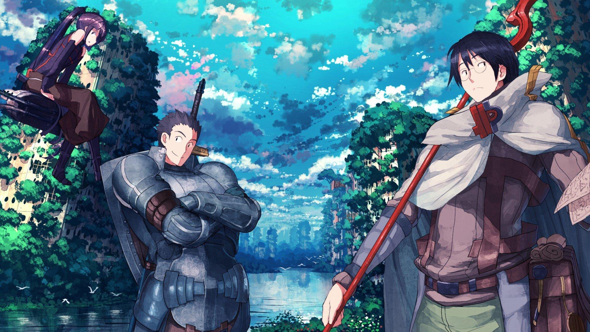 Best Akatsuki (Log Horizon) wallpaper ID:291167 for High Resolution