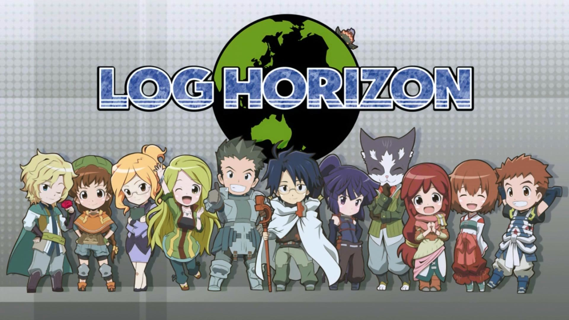 High resolution Log Horizon hd 1080p background ID:291173 for computer