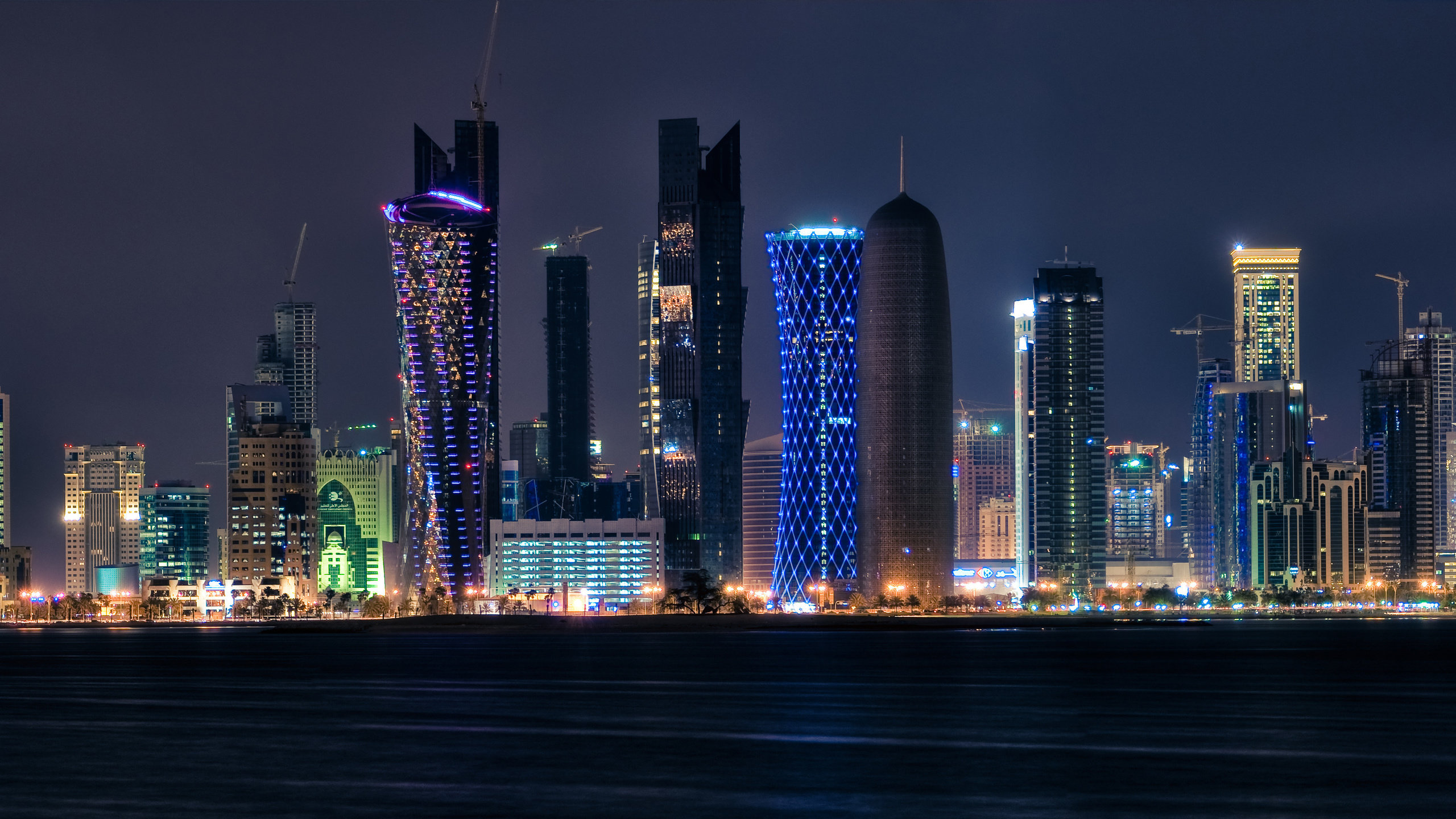 High resolution Qatar hd 2560x1440 wallpaper ID:484847 for computer