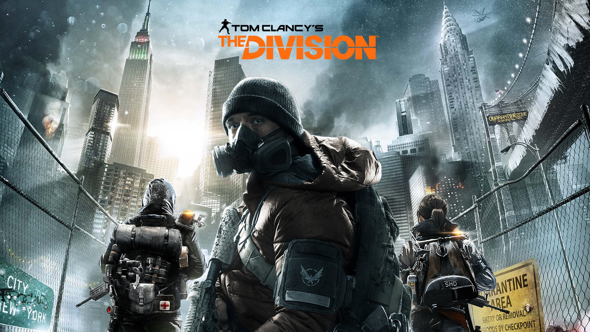 Best Tom Clancys The Division Wallpaper Id450068 For High