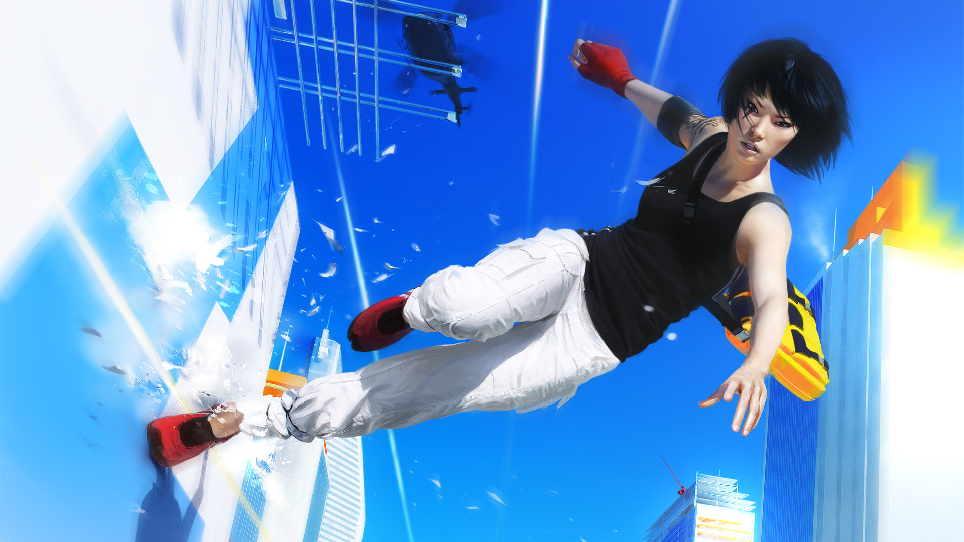 Free download Mirror's Edge background ID:324499 1080p for desktop