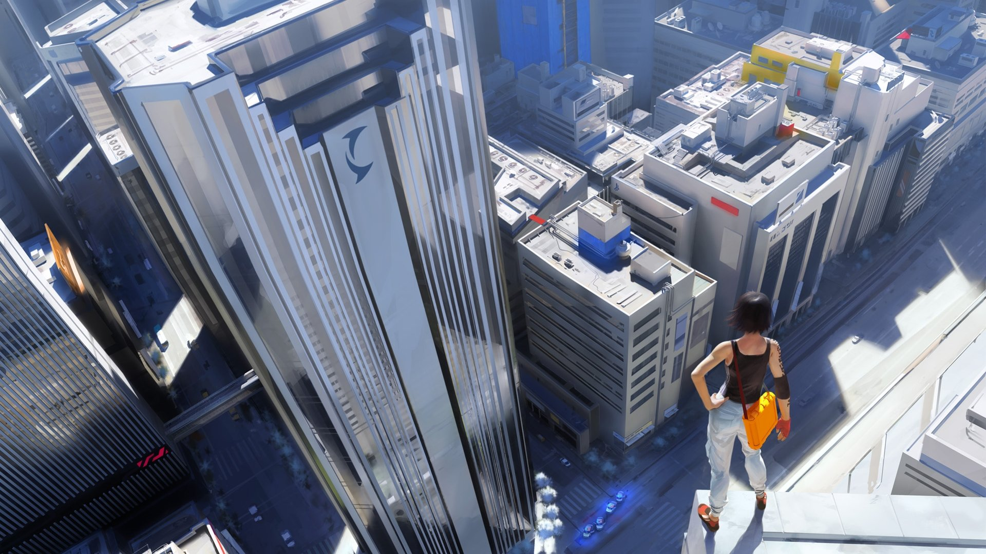 High resolution Mirror's Edge full hd background ID:324520 for desktop