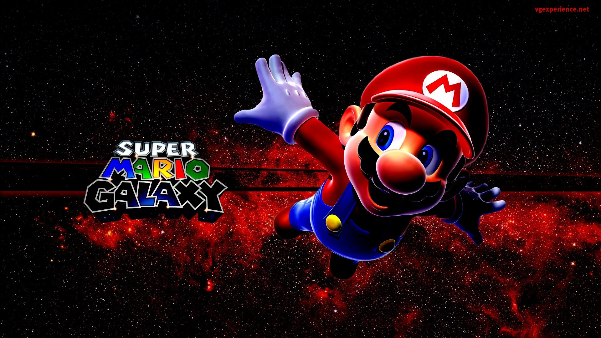 Super Mario Galaxy Wallpapers Hd For Desktop Backgrounds