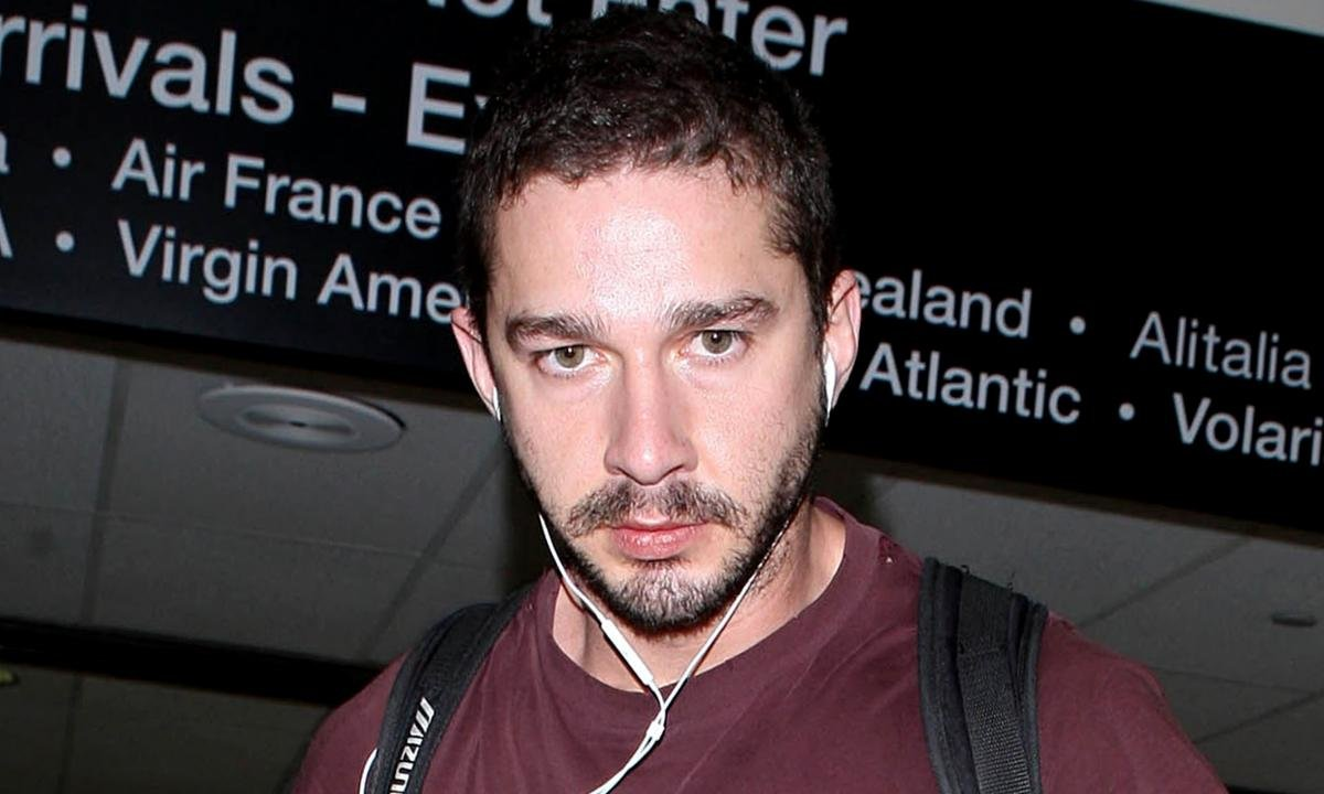Download hd 1200x720 Shia Labeouf computer wallpaper ID:196042 for free