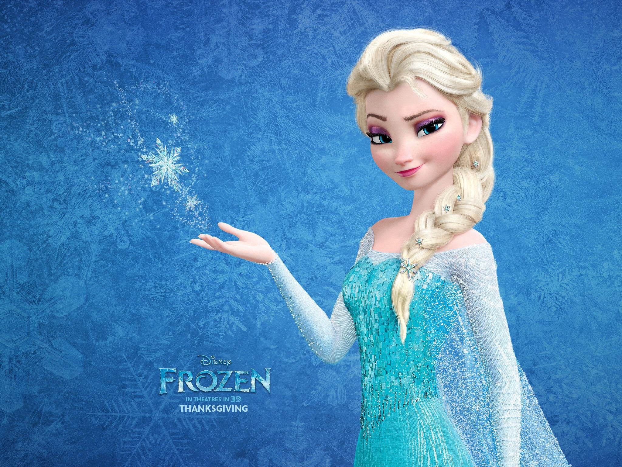 Awesome Elsa (Frozen) free background ID:380080 for hd 2048x1536 computer