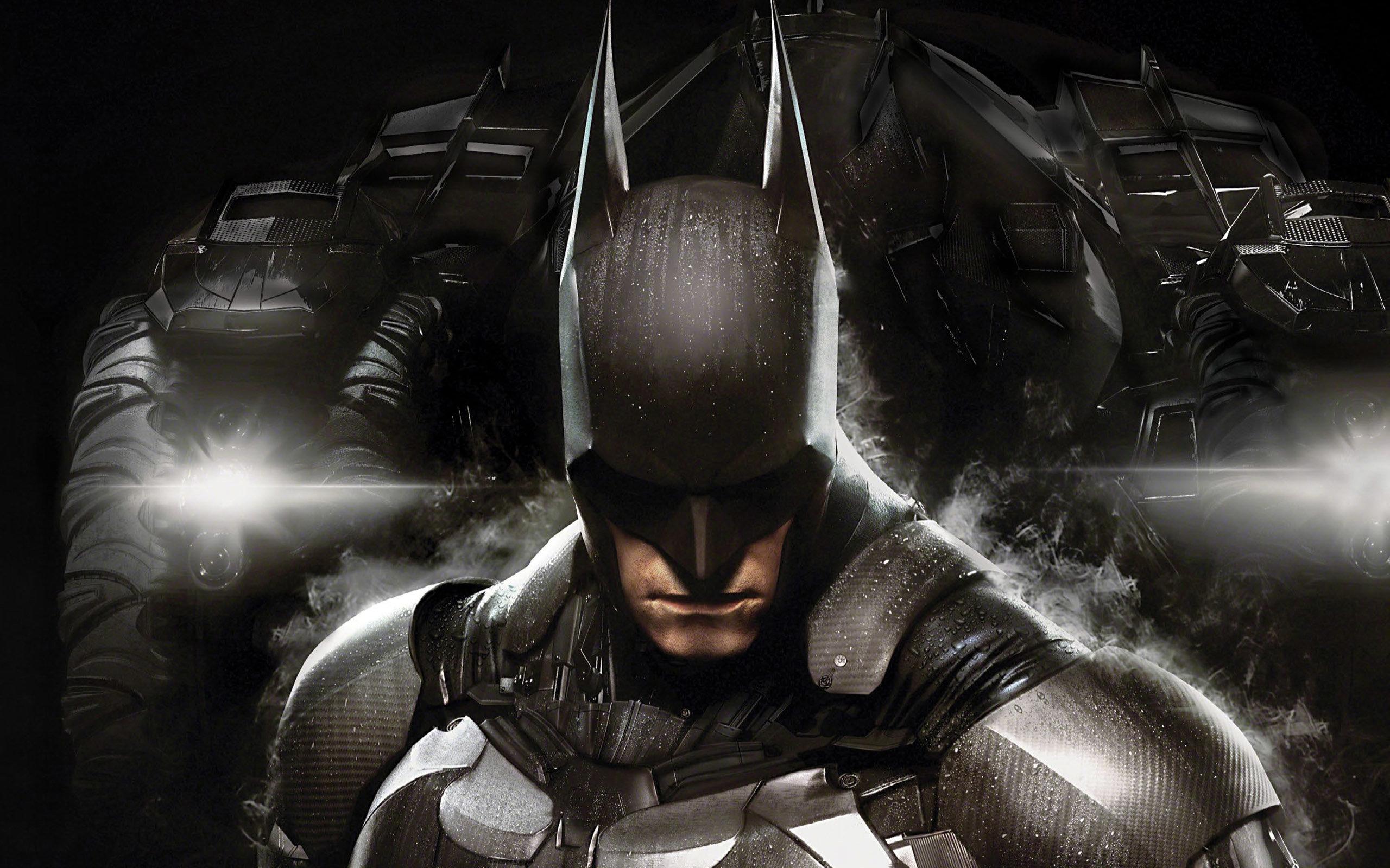 Batman Arkham Knight Wallpapers Hd For Desktop Backgrounds
