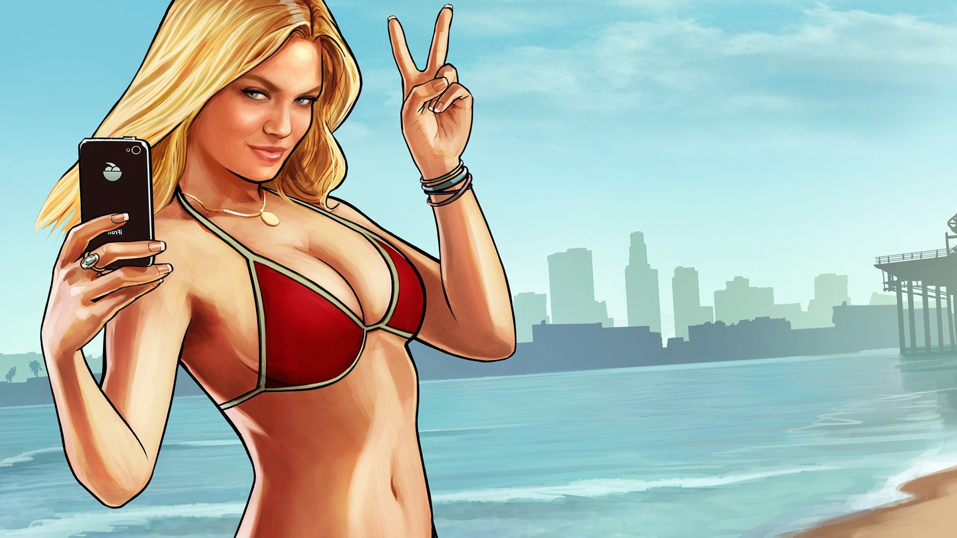 High Resolution Grand Theft Auto V Gta 5 Full Hd Background Id