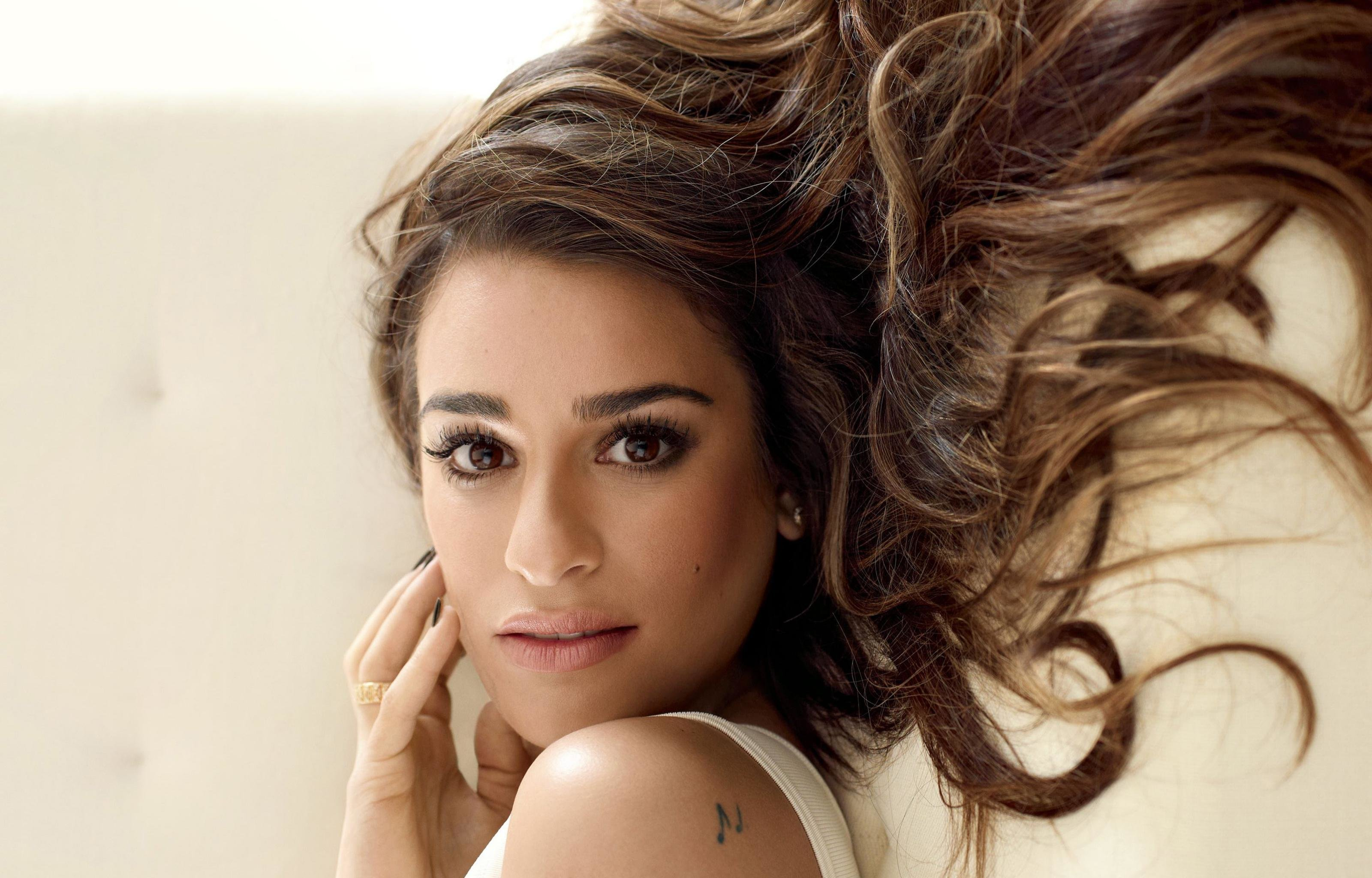 High resolution Lea Michele hd 3200x2048 background ID:433315 for PC