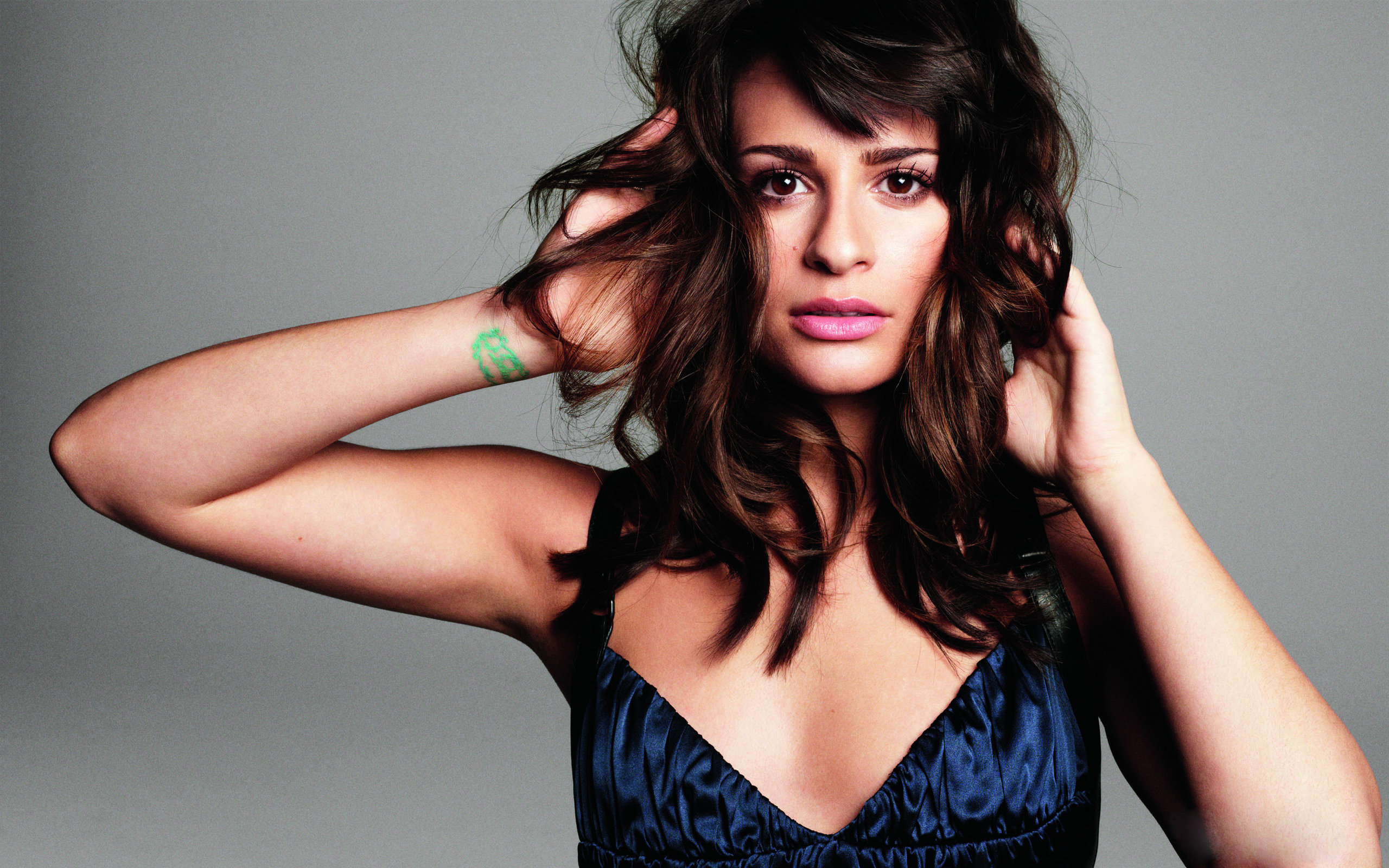 Awesome Lea Michele free wallpaper ID:433316 for hd 2560x1600 PC