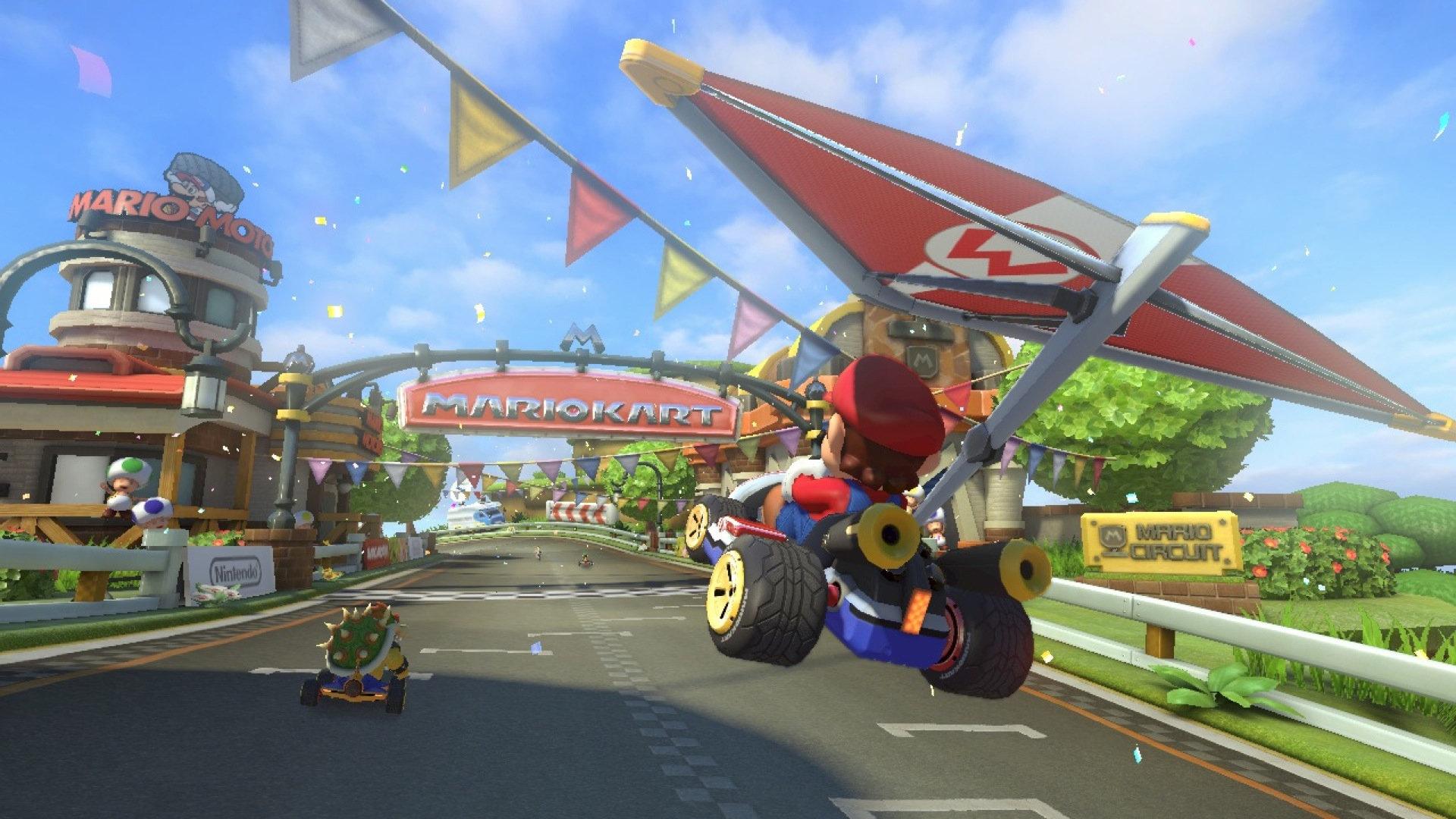 Mario Kart 8 Wallpapers 1920x1080 Full Hd 1080p Desktop Backgrounds