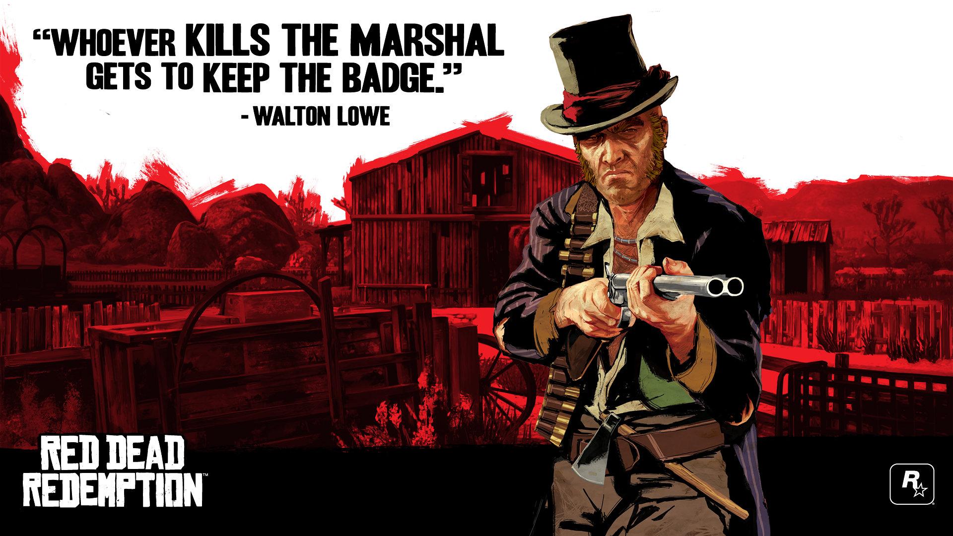 Download Full Hd 1920x1080 Red Dead Redemption Desktop Wallpaper