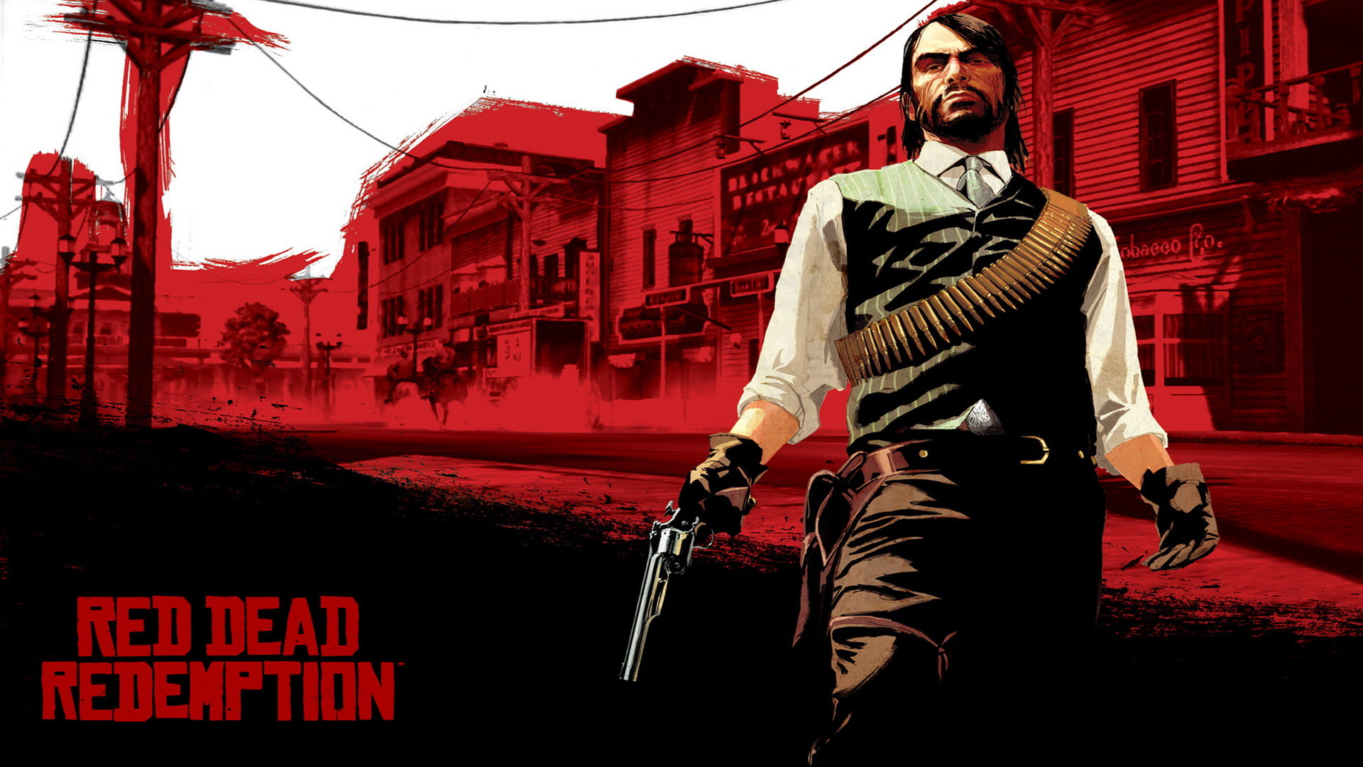 Download Hd 1920x1080 Red Dead Redemption Computer Wallpaper Id 431985 For Free