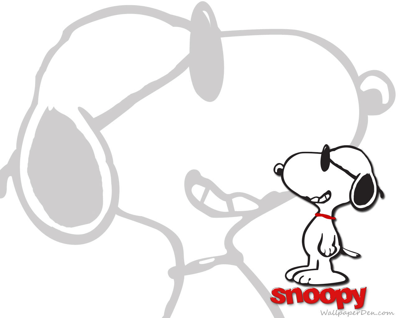 free snoopy high quality wallpaper id:111548 for hd 1280x1024 pc
