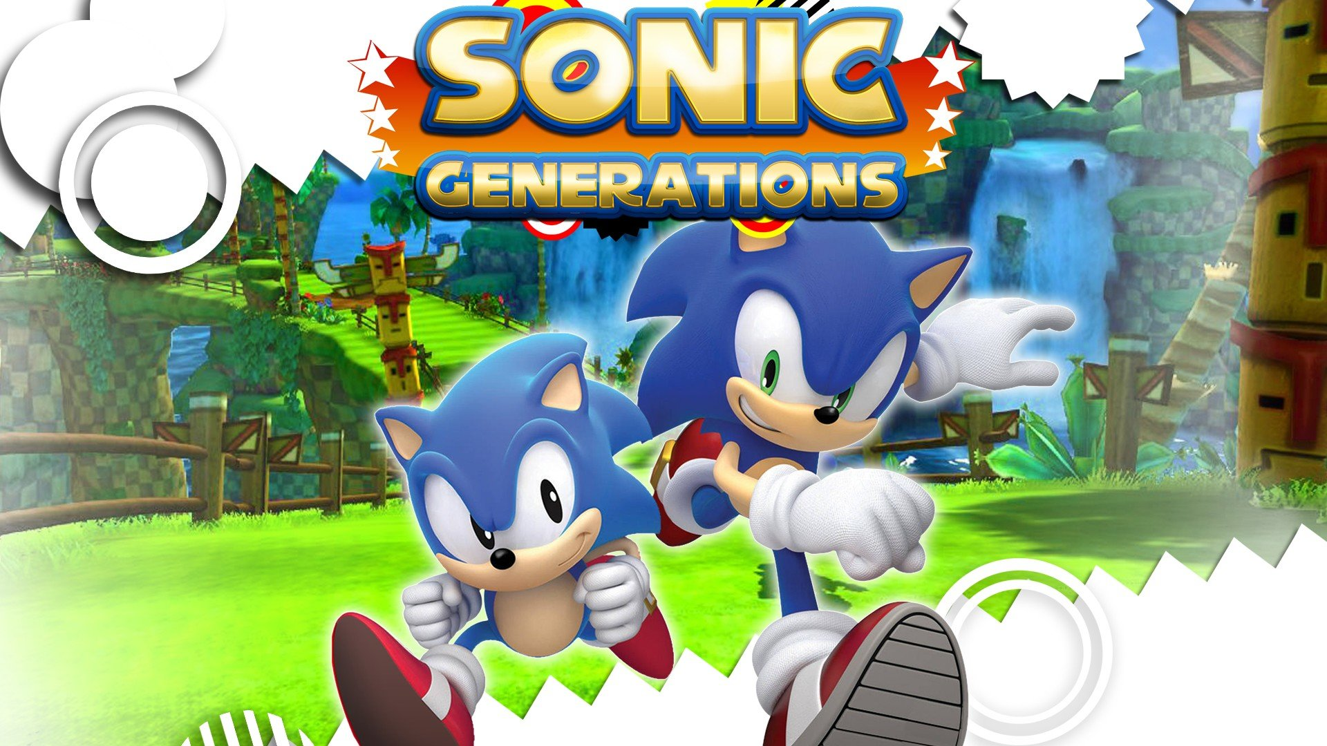 Sonic The Hedgehog Wallpapers 1920x1080 Full Hd 1080p Desktop