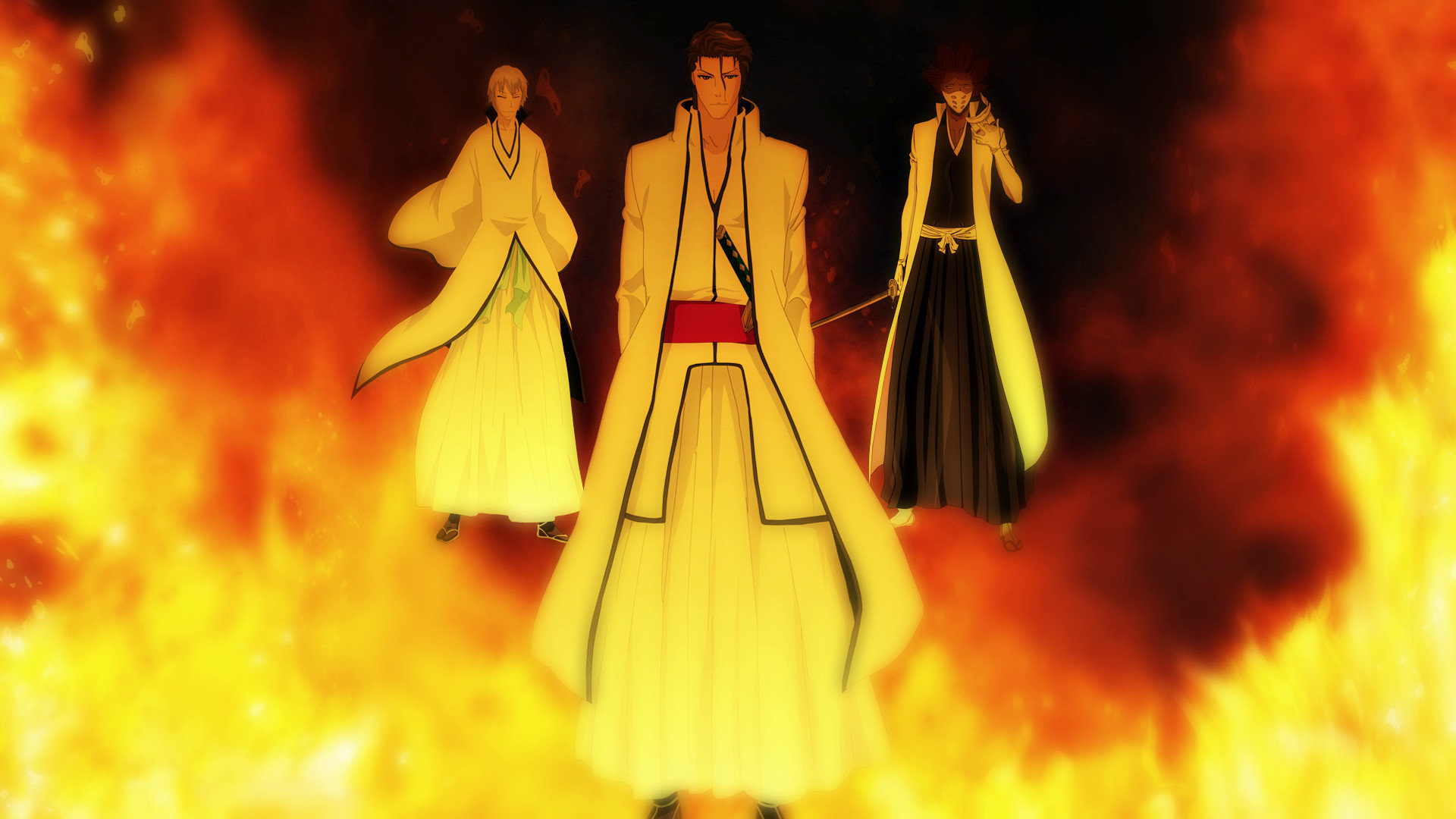 Awesome Sosuke Aizen free background ID:419230 for hd 1080p PC