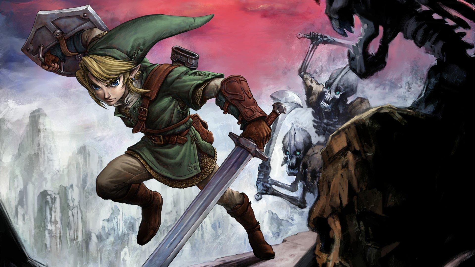 The Legend Of Zelda Twilight Princess Wallpapers 1920x1080 Full Hd